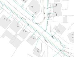 Dokumentation des Rohrleitungsnetzes der Mitnetz Gas