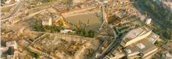 1994 Groesste Baustelle Europas