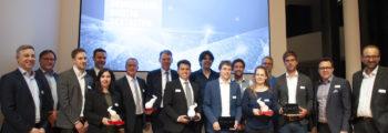 2018 Zweiter Platz beim BIM-Award 2018