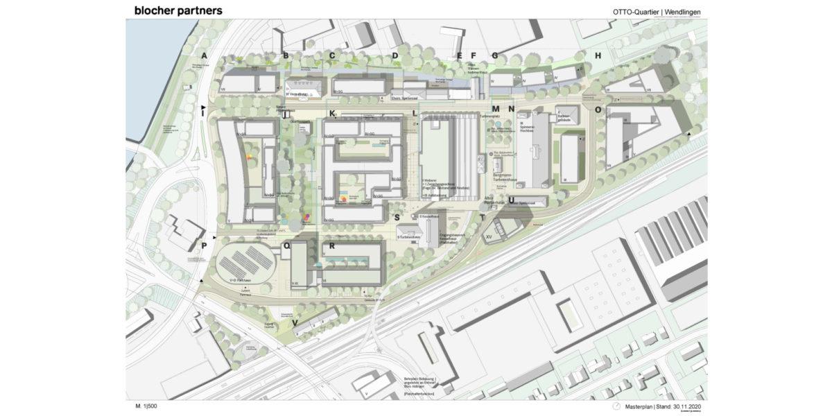 Masterplan OTTO-Quartier