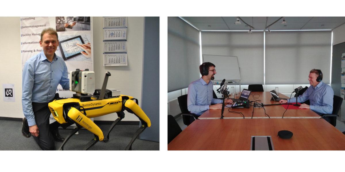 Podcast Fabrik der Zukunft